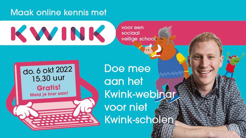 Webinar: Is Kwink iets voor jouw school?