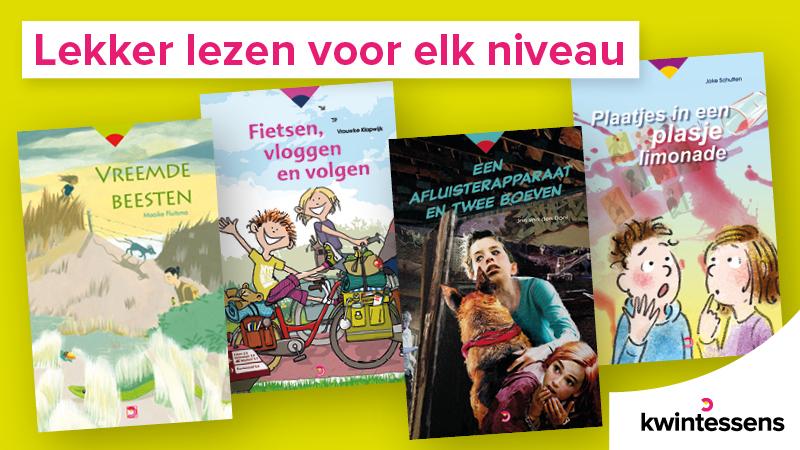 Kinderboeken voor je schoolbibliotheek