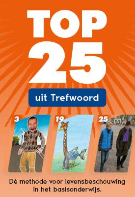Welkom bij de Top 25 uit Trefwoord!