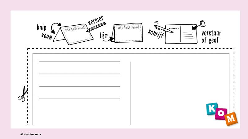 Werkblad: Kaart maken
