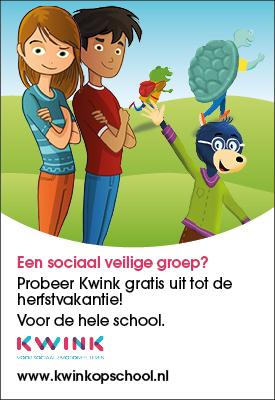 Gratis proefabonnement voor een sociaal veilig schoolklimaat