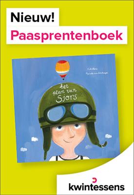 Nieuw! Humoristisch prentenboek voor kleuters