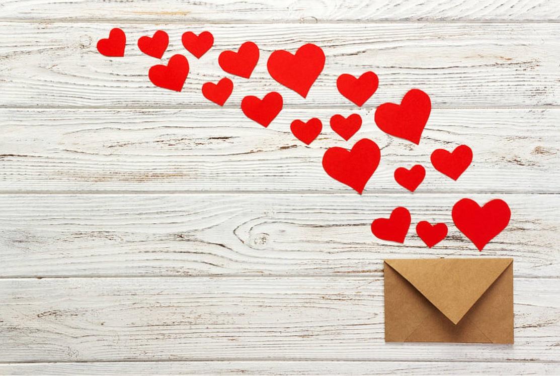 Valentijnsdag! Volgende week is het zover.