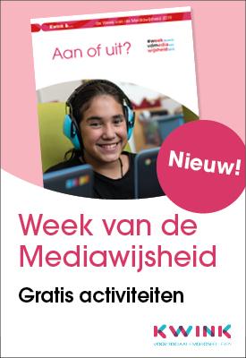 Actief meedoen aan de Week van de Mediawijsheid?