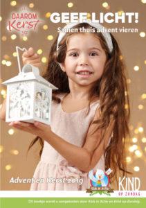Gratis adventsboekje Geef licht!
