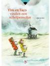 Kinderboek Tim en Taco vinden een schelpenschat