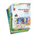 Kinderboekenpakket AVI M3-E4