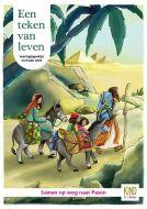 Een teken van leven gezinsboekje Veertigdagentijd en Pasen Kind op Zondag