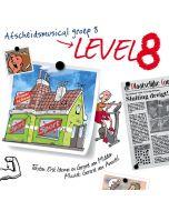 Afscheidsmusical Level 8 - cd