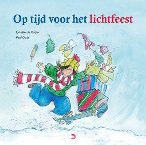 Prentenboek bij de kerstviering van Trefwoord 2020 Op tijd voor het  lichtfeest