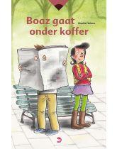 Kinderboek Boaz gaat onder koffer