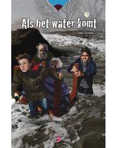 Kinderboek Als het water komt