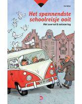 Kinderboek Het spannendste schoolreisje ooit