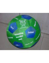 Spelend Leren Bal Binnenballen
