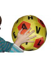 Spelend leren bal  ABC