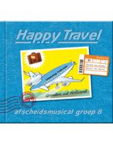 Afscheidsmusical Happy Travel