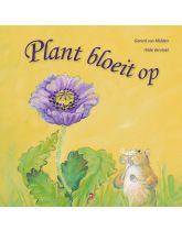 Plant bloeit op