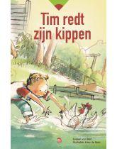 Kinderboek Tim redt zijn kippen