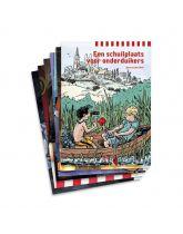 Kinderboekenpakket M7-E7-Plus