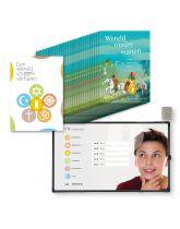 Een wereld vol verhalen + 30 verhalenboeken