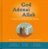 God Adonai Allah