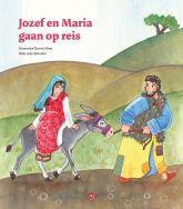Kerstprentenboek Jozef en Maria gaan op reis