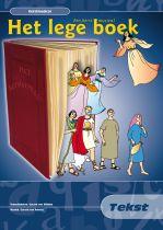 Het lege boek tekstboek