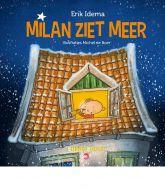Cover kerstprentenboek Milan ziet meer