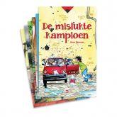 Kinderboekenpakket AVI M6-M7