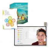 Lespakket Een wereld vol verhalen met 10 verhalenboeken Wereld zonder tranen