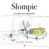 Prentenboek Slompie een spin met vijf poten