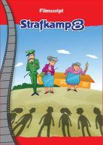 Strafkamp 8 de film — filmscriptboekje